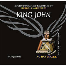 King John (by William Shakespeare) [Audio Book/Play]
