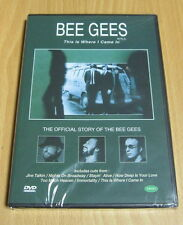 Bee Gees - This Is Where I Came In NEW DVD