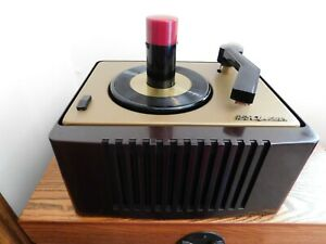 """RCA Victor record player phonograph 45-EY-2 Fully restored """"SIX MONTH WARRANTY"""""""