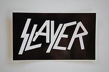 """Slayer Sticker Decal Car Bumper Indoor Outdoor 5"""" X 3"""" (77)"""