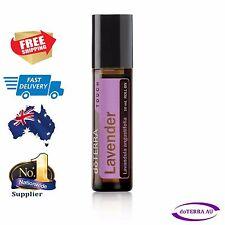 doTERRA Lavender Touch Essential Oil 10ml Calming Sleep Sooth Relax Skin Sunburn