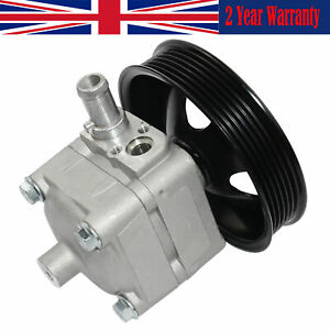 NEW Power Steering Pump VOLVO V70 XC90 2,4 D / D5 (2001-) 30665100 30760531