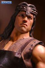1/6 Scale Fantasy Warrior Kopf Head Sculpt Kitbashing Schwarzenegger Conan
