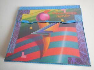 Vintage Mead Trapper Keeper Notebook Designer Series Geometric