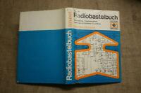 Fachbuch Radiobastelbuch, DDR, Radiotechnik, Röhren, Transistor, Radios, 1980