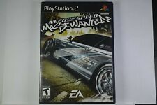 Need for Speed: Most Wanted (PlayStation 2) PS2 Complete