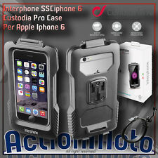 Supporto Custodia Scooter Cellular Line Pro Case per Apple Iphone 6 UNIVERSALE