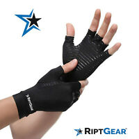 NEW! Compression Gloves by RiptGear® (PAIR) - Arthritis Compression and Support