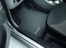 Genuine Toyota  Aygo 2010-2014 Carpet Floor Mats anthracite PZ410-90353-FA