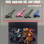 Weapons Upgrade Kit For IDW Combiner Wars Dead End Dragstrip Breakdown WILDRIDER