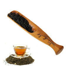 Tea Scoop Shovel Bamboo Coffee Tea Spoon Powder Tools Chinese Teaset Accessories