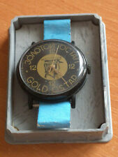 new watches  for the Raketa Golden Ostap USSR  watch of the
