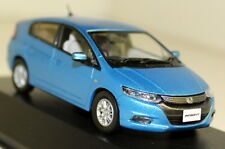 J Collection 1/43 SCALA-HONDA INSIGHT 2010 Blu Metallico Auto Modello Diecast