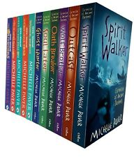 Michelle Paver 11 Books Collection Pack Set Spirit Walker,Crocodile Tomb NEW PB