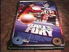 BALLS OF FURY ROLLED 27X40 MOVIE POSTER DS PING PONG