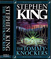 The Tommyknockers by Stephen King (IT, Misery, Carrie, Dead Zone) HC 1st UK Ed