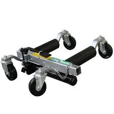 Cric Sollevatore Idraulico Carrello Posizionatore Auto Movimentazione Veicoli