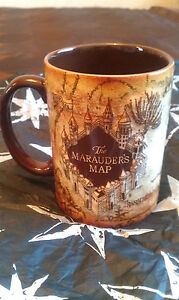 Warner Bros Harry Potter London Tour Marauders Map Mug - A Must Have Exclusive