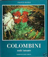 Franco Basile # COLOMBINI # NUBI TATUATE # Arte PITTURA