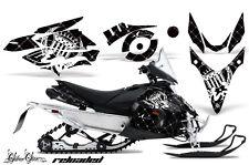 AMR RACING SNOWMOBILE DECAL GRAPHIC KIT YAMAHA PHAZER RTX GT MTX 07-12 RWBGK