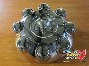2003-2013 Dodge Ram 2500/3500 Chrome Center Cap Wheel Cover New MOPAR OEM