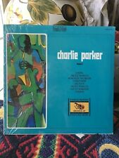 CHARLIE PARKER VINYL volume 2 LP EVEREST Sax SEALED fs232 BIRD Be Bop JAZZ roach