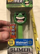 Funko Pop! Ghostbusters Slimer Walmart Excl Pez Dispenser Glow in Dark