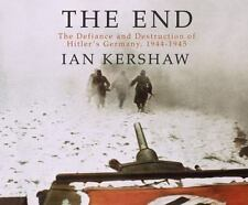 Kershaw Ian/ Pratt Sean (Nrt)-The End  CD NEW