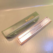 HOHNER 2509 Echo Tremolo Harmonica. Made in GERMANY. Boxed