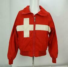 VINTAGE THE NORTH FACE SKI PATROL JACKET MADE IN USA YOUTH 14 L