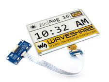Yellow/Black/White 3-color 7.5inch E-Ink Display Hat for Raspberry/Arduino/Nucle