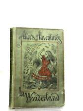 Alice's Adventures in Wonderland  Book (Lewis Carroll - 1894) (ID:81810)