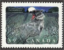 Mint Never Hinged/MNH Canadian Wild Animal Postal Stamps