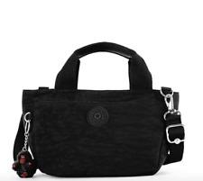 KIPLING SUGAR S II Mini Handbag CrossBody Bag Black
