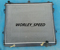 Radiator For Toyota Landcruiser VDJ200R 200 Series 4.5TD V8 Diesel 2007-2015