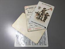 1918 BOY SCOUT BSA RIVET CORNER MEMBERSHIP CARD 102 Years Old
