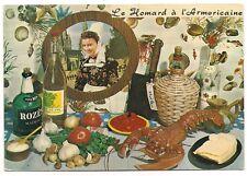 recette le homard à l'armoricaine