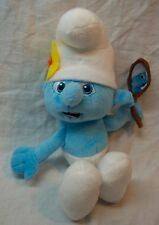 "The Smurfs Movie VANITY SMURF 10"" Plush STUFFED ANIMAL Toy"
