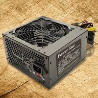 Brand NEW--Power-Star 650W-Max 12-CM FAN ATX Power Supply w/20+4pin, SATA & PCIe