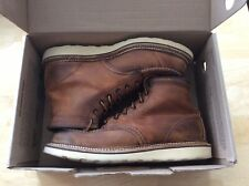 Red Wing Shoes Men's 6-Inch Boots Heritage 1907 Classic Moc Copper Rough & Tough