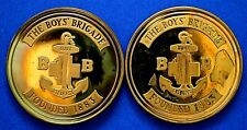 More details for sir william smith founder of the boys brigade commemorative medal.      ch14-179