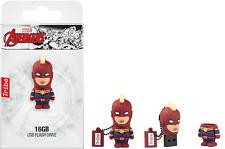 16GB Captain Marvel USB Flash Drive