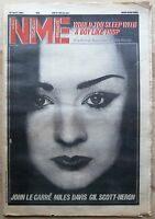 NME 30 APR 1983 BOY GEORGE A CERTAIN RATIO JOHN LE CARRE MEATLOAF TWISTED SISTER