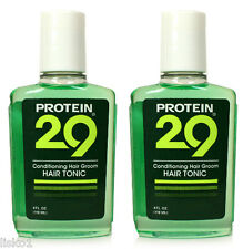 Protein 29 Conditioning Hair Groom Liquid Hair Tonic 2 - 4 oz.