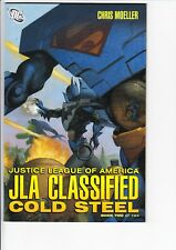 JLA CLASSIFIED COLD STEEL #2 (DC, 2005): Moeller cvr  --  NM
