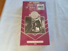 The Hunchback of Notre Dame (VHS, 1985) - CHARLES LAUGHTON - NEW