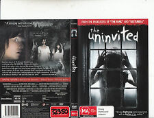 The Uninvited-2009-Emily Browning-Movie-DVD