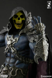 SIDESHOW EXCLUSIVE SKELETOR  Masters of the Universe Statue 531/2500EX