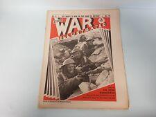 The War Illustrated No. 73 Vol 4 1941 Victory Western Desert Blenheims in Libya