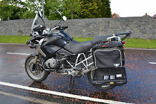 Pannier Liner Inner Bags For BMW R1200GS F800GS F650GS VARIO Pair Suitcase Open